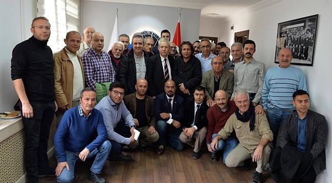 Trabzonlu gazeteci başkan yardımcısı oldu
