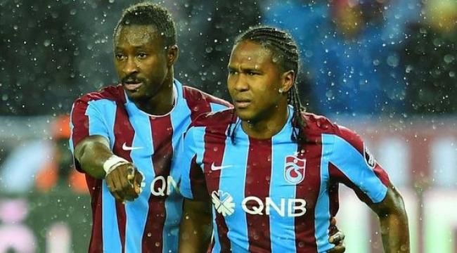 Trabzonspor artık çift forvet oynayacak