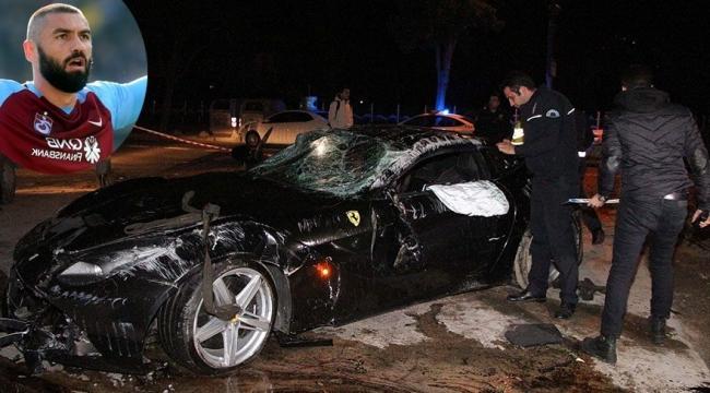 Burak Yılmaz kazası ile ilgili şok iddia