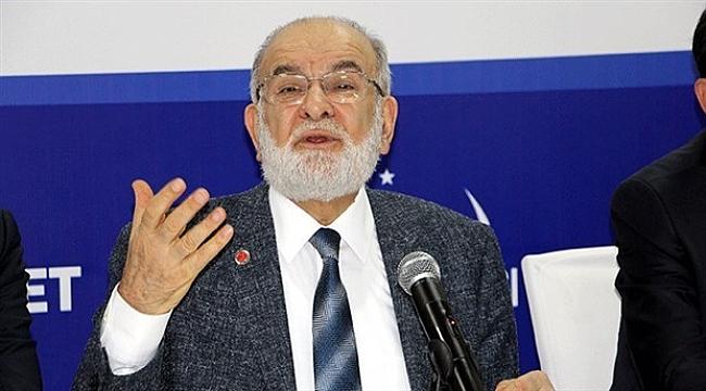 Saadet Partisi liderinden  'ittifak' açıklaması
