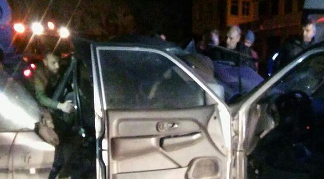 Trabzon'da kaza 4 ölü