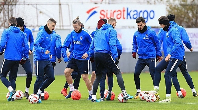 Trabzon'da lig bitti çalışma bitmedi