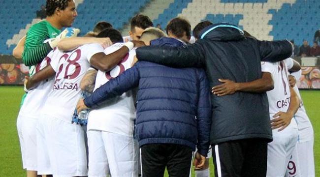 Trabzonspor yedekleriyle fark attı