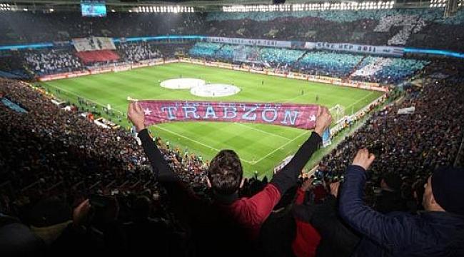 Trabzonspor taraftarıyla yıkılmıyor