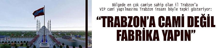 Caminin VIP'i, protokolü olmaz