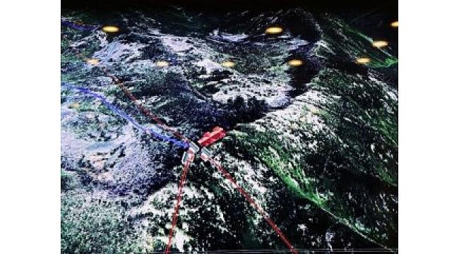 Kaçkar'a Türkiye'nin en büyük kayak merkezi
