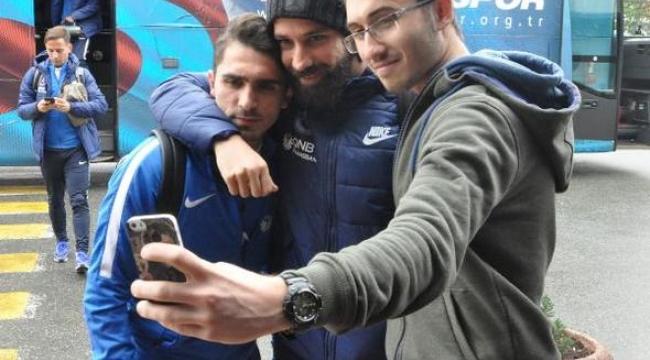 Konya'ya Novak da gitti