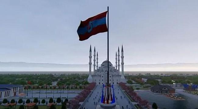 Trabzon'a VIP camiyi bakın kim yapacak