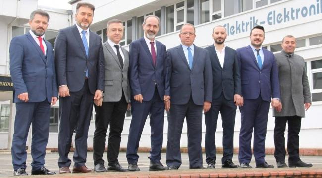 Trabzon EMO'da Kongre Startı verildi