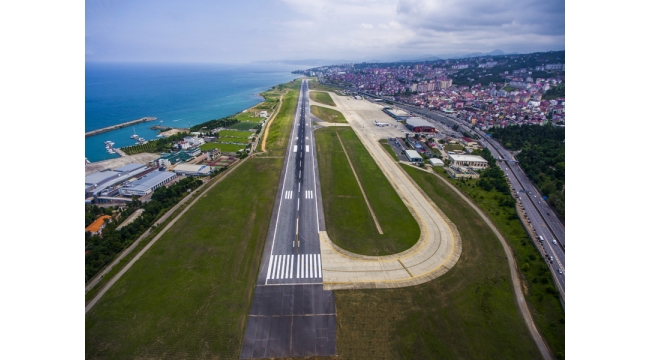 Trabzon Havalimanı uçuşlara açıldı mı?