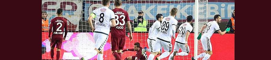 Trabzonspor son 8 sezonda 1 kez finali gördü