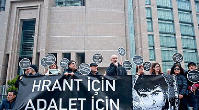 Dink cinayetinde Jandarma'dan iki tahliye