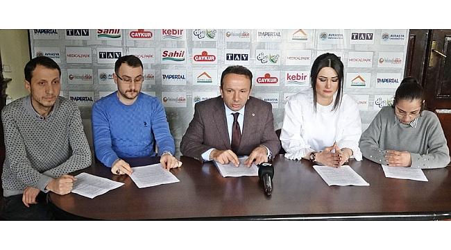 İç mimarlar Trabzon'a el atıyor