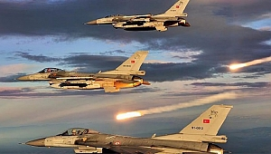 K.Irak'a hava saldırısı