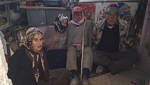 Köylüleri bağlayıp bomba döşediler