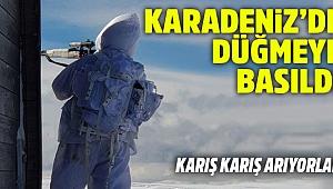 Trabzon ve bölgede büyük PKK operasyonu