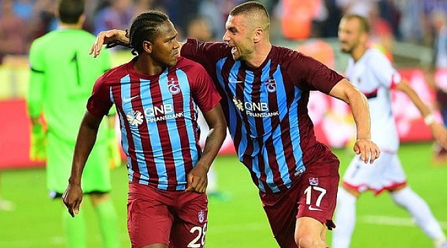 Trabzonspor Burak'tan ibaret olmamalı