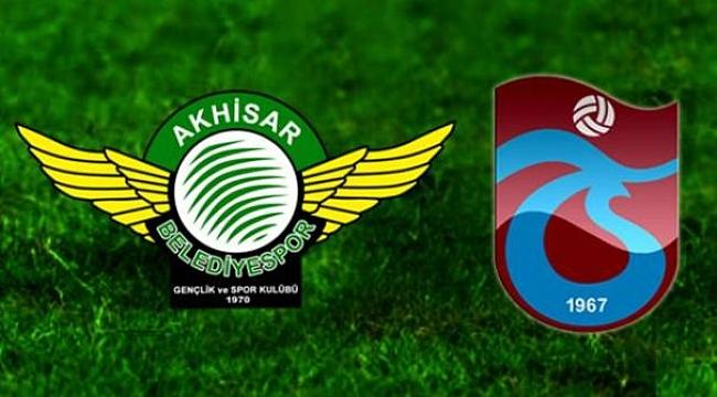 Akhisar-1 Trabzonspor-3