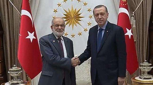 AKP tabanı hızla Saadet Partisi'ne kayıyor