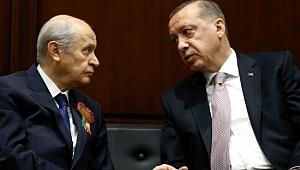 Bahçeli, Erdoğan'a ittifak uyarılarını yaptı