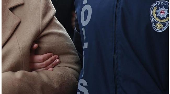 IŞİD'li kadın terörist oturum izni almak için geldiği Trabzon'da yakalandı
