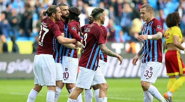 Milli takımın geleceği Trabzonspor'da