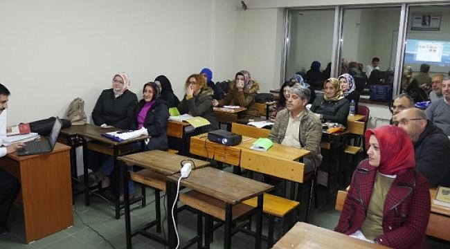 Trabzon'da Osmanlıca kursu başladı