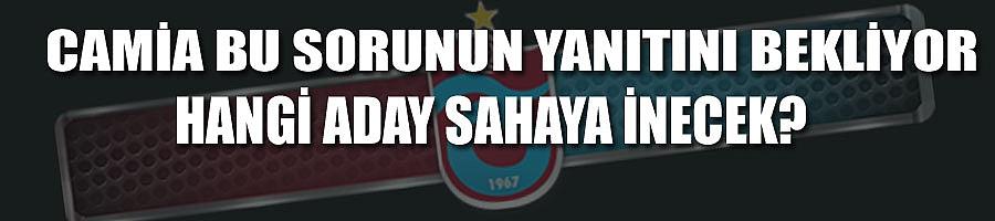 Trabzonspor başkanlığı için 8 aday
