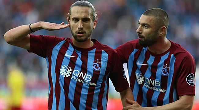 Trabzonspor'dan evinde gol şov!