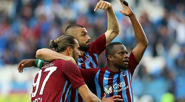 Trabzonspor'u artık kimse tutamaz