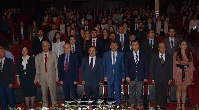 6. Ulusal Tıp Öğrenci Kongresi Trabzon'da Başladı