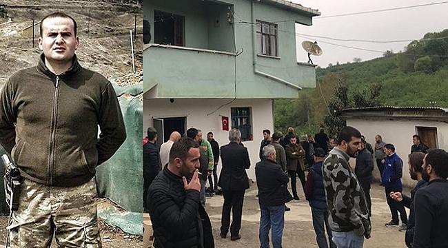 Trabzonlu Baş şehit düştü