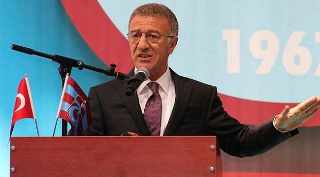 Trabzonspor'un borcuna 4 aşamalı formül