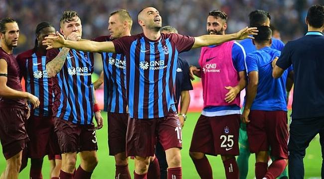 Burak Yılmaz Trabzonspor'a ihtar çekti