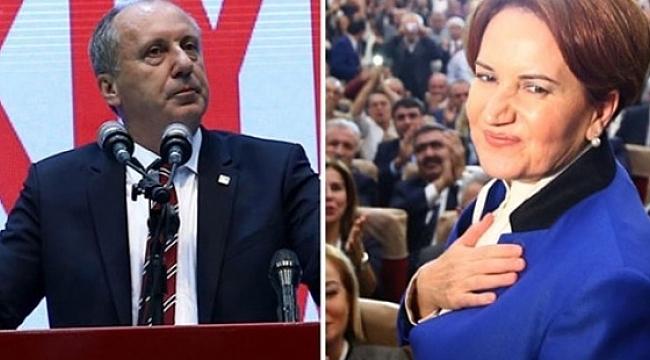 İyi Parti'ye giden oylar CHP'ye dönüyor