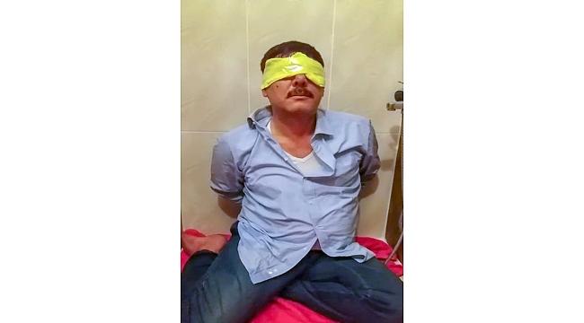 Kaçırılan Emniyet Müdürü Trabzon'da kurtarıldı