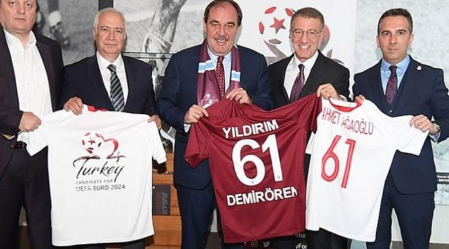 O fotoğraf için Trabzonspor'dan açıklama