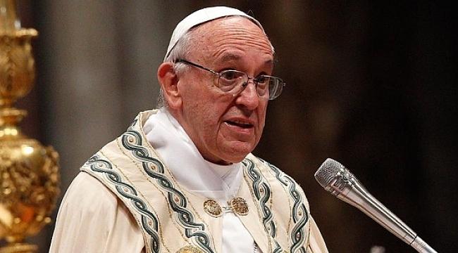 Papa'dan İsrail'in Kudüs katliamına tepki
