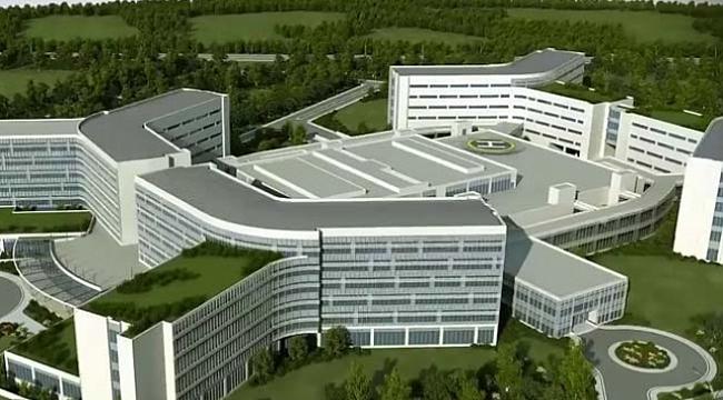 Şehir Hastanelerinde yabancı parmağı