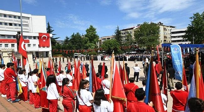 Trabzon'da 19 Mayıs coşkusu