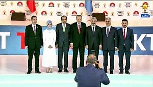 Trabzon ekibi Erdoğan'dan güç aldı