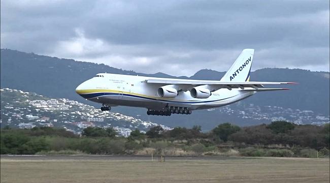 57'den Bugüne Trabzon Havalimanı