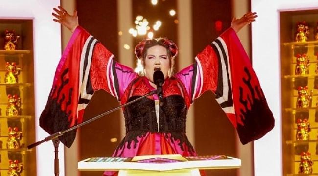 Eurovision'un kazananı İsrail'den Kudüs kararı