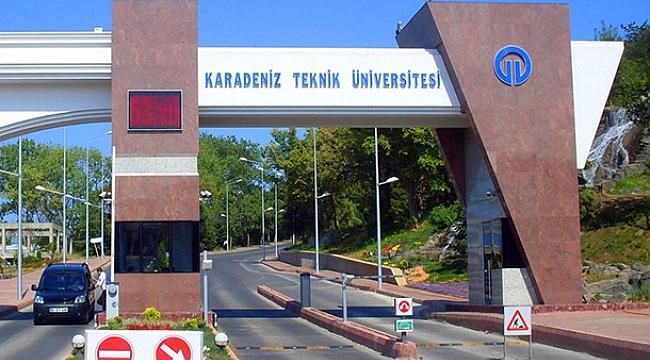 KTÜ'ye Akademisyen Alınacak