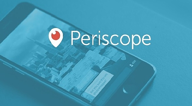 Periscope'a Türkiye'de engelleme