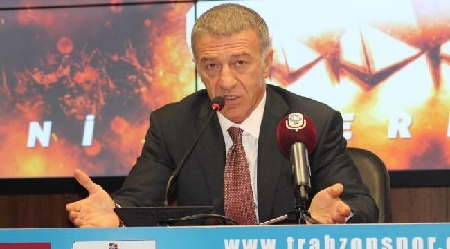 Trabzonspor'da hareketli saatler