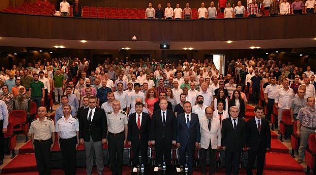 15 Temmuz Milli İrade Paneli KTÜ'de Gerçekleşti