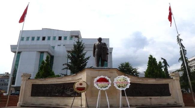 Trabzon'da Kıbrıs Barış Harekatı'nın 44. yılı kutlandı