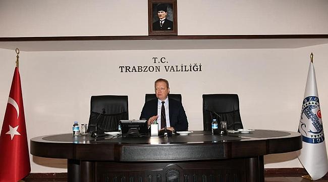 Trabzon valisinden kurum amirlerine talimat