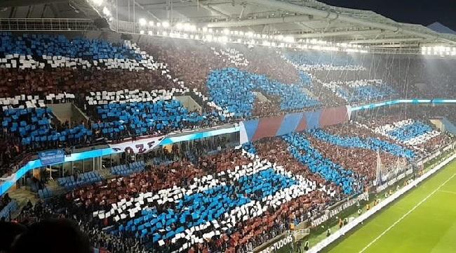 Trabzonspor'da kombinelere ilgi yok